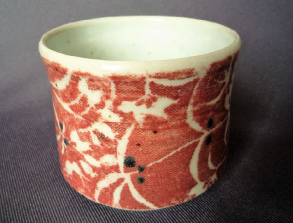 John Bedding Decorative Yunomi Ceramic Pot